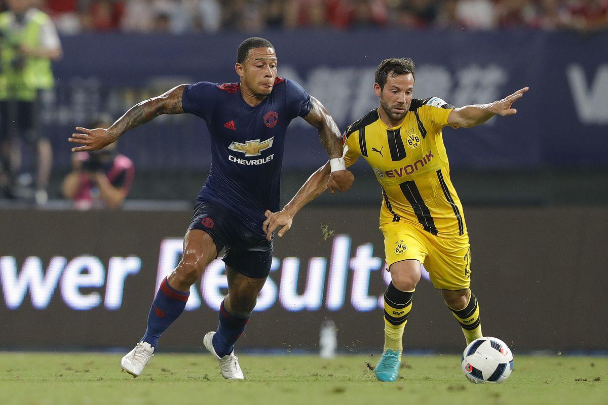 Manchester United v Borussia Dortmund - 2016 International Champions Cup China