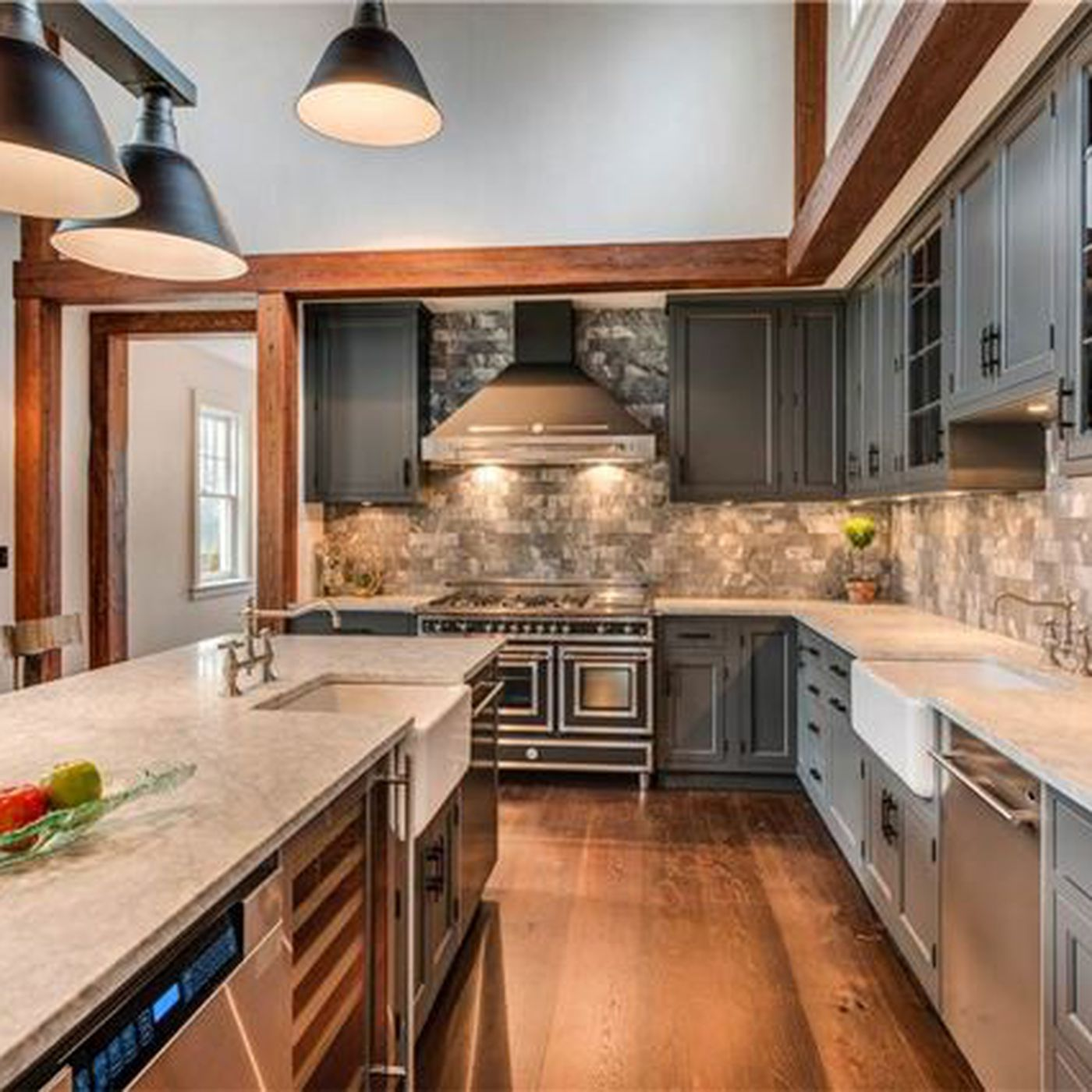 5 gorgeous kitchens in hamptons homes for sale