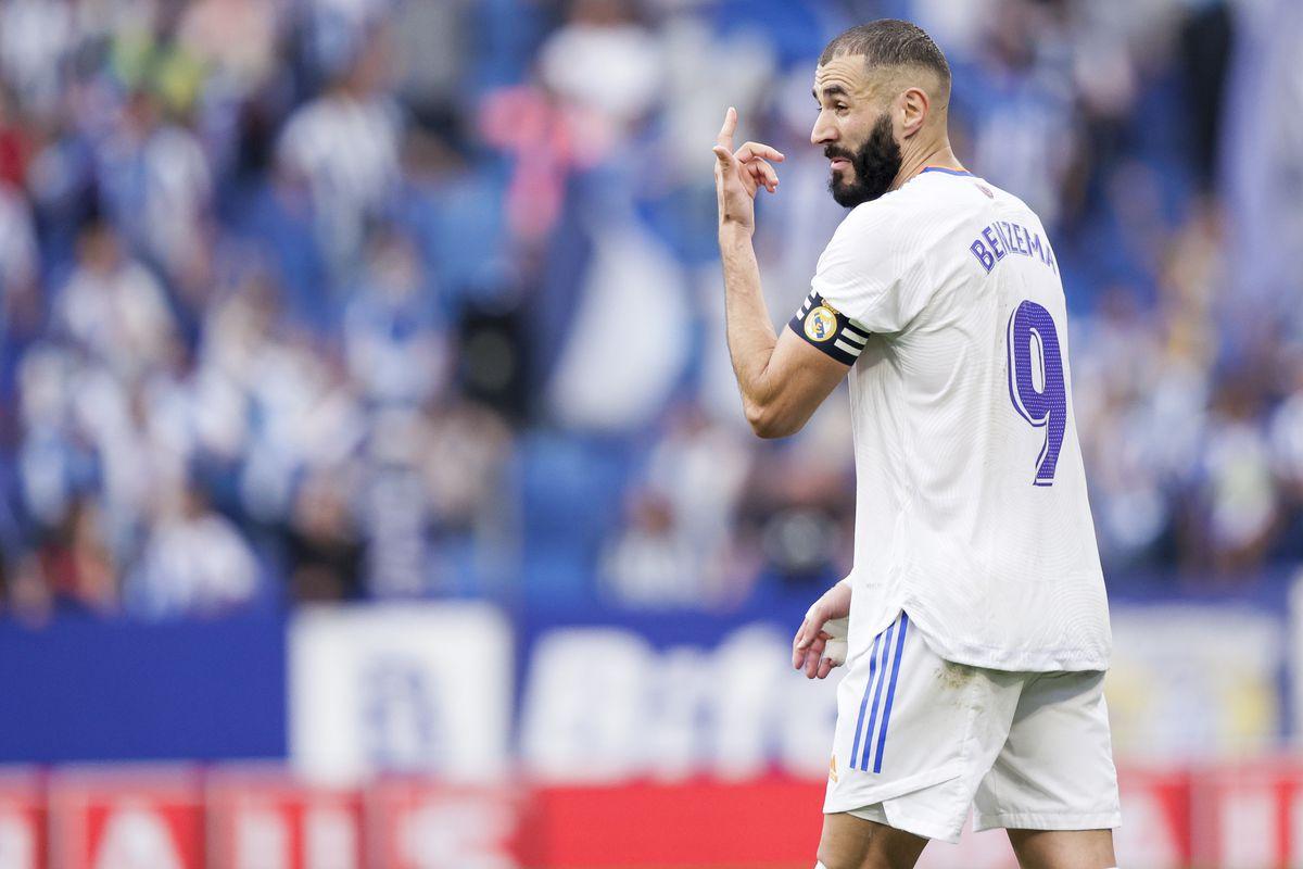 Espanyol v Real Madrid - La Liga Santander