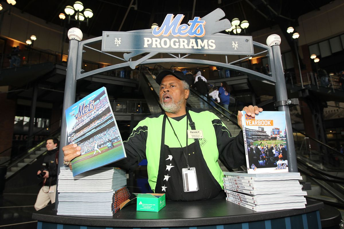 A New York Mets yearbook history - Amazin' Avenue