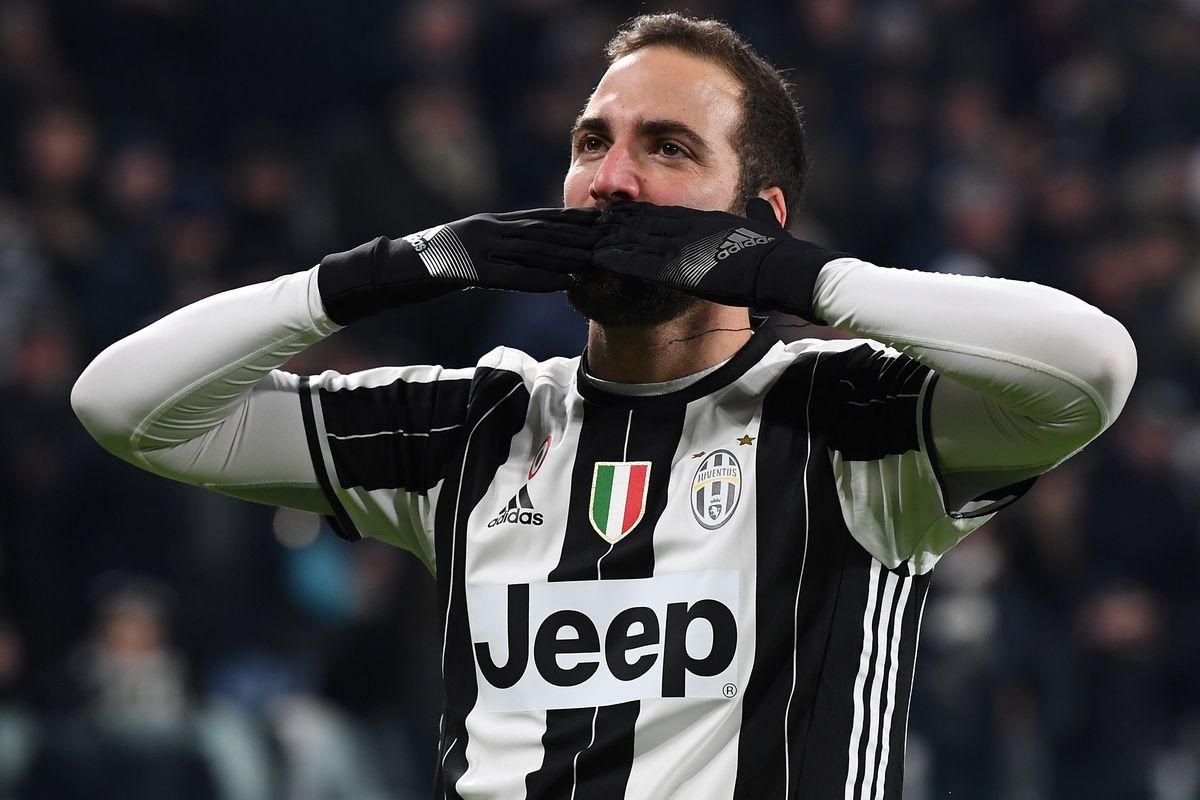24d77b7f9a1 Juventus vs. Bologna 2017  Final score 3-0