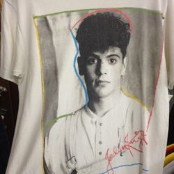 Jordan Knight t-shirt, $30