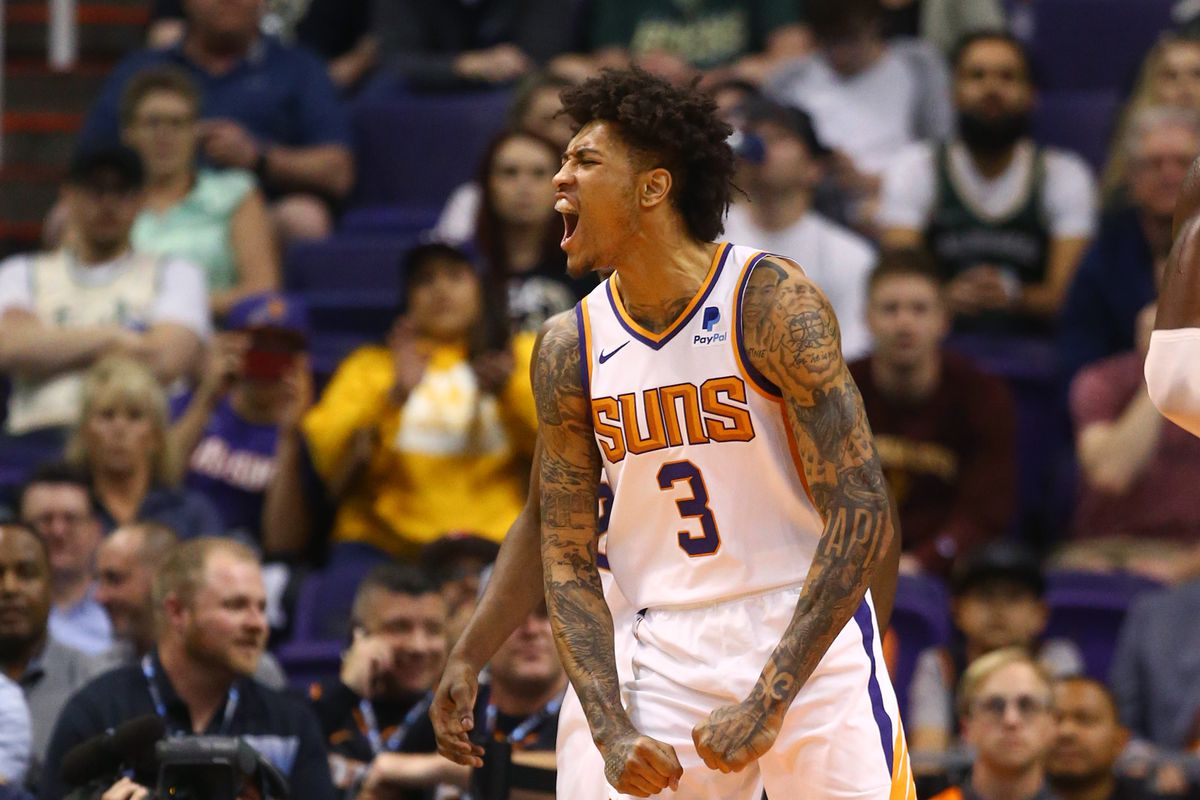 Risultati immagini per KELLY OUBRE, Phoenix Suns (restricted)