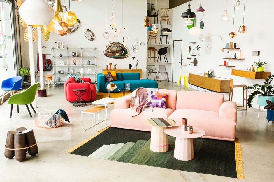 11 cool online stores for home decor and high design curbed for Design on line outlet
