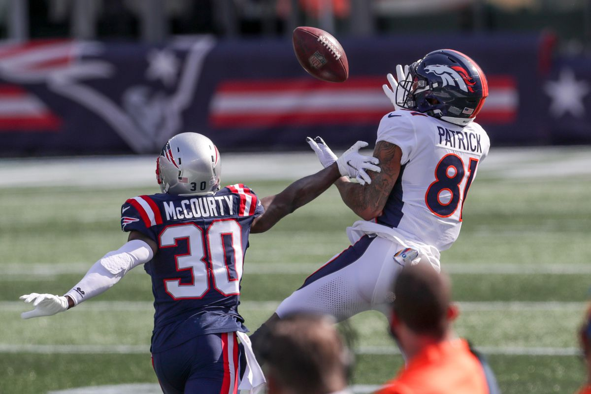 Fantasy football waiver wire advice, Week 7: Tim Patrick among WRs to  consider coming out of Week 6 - DraftKings Nation