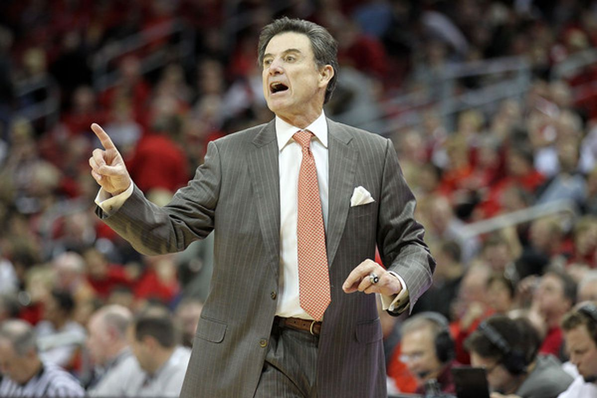 Rick Pitino still takes great pride in his only career coaching win over Toro Grande (Photo by Andy Lyons/Getty Images)