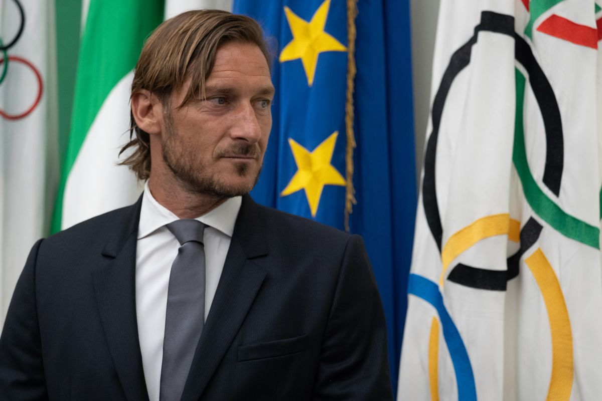 Francesco Totti Leaves AS Roma After 30 Years