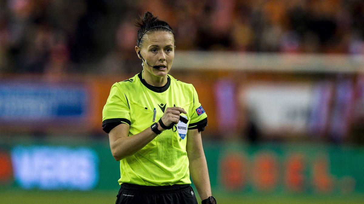 "UEFA Women's EURO 2021 qualifier group A""Women: The Netherlands v Slovenia"""