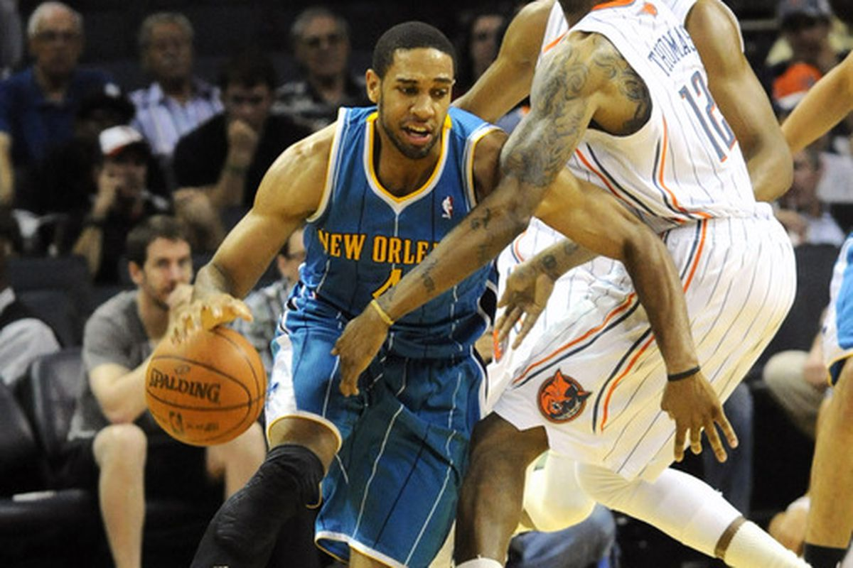 Remember him? Xavier Henry was traded in December for Marreese Speights. I think everyone in Memphis is happy with that trade.