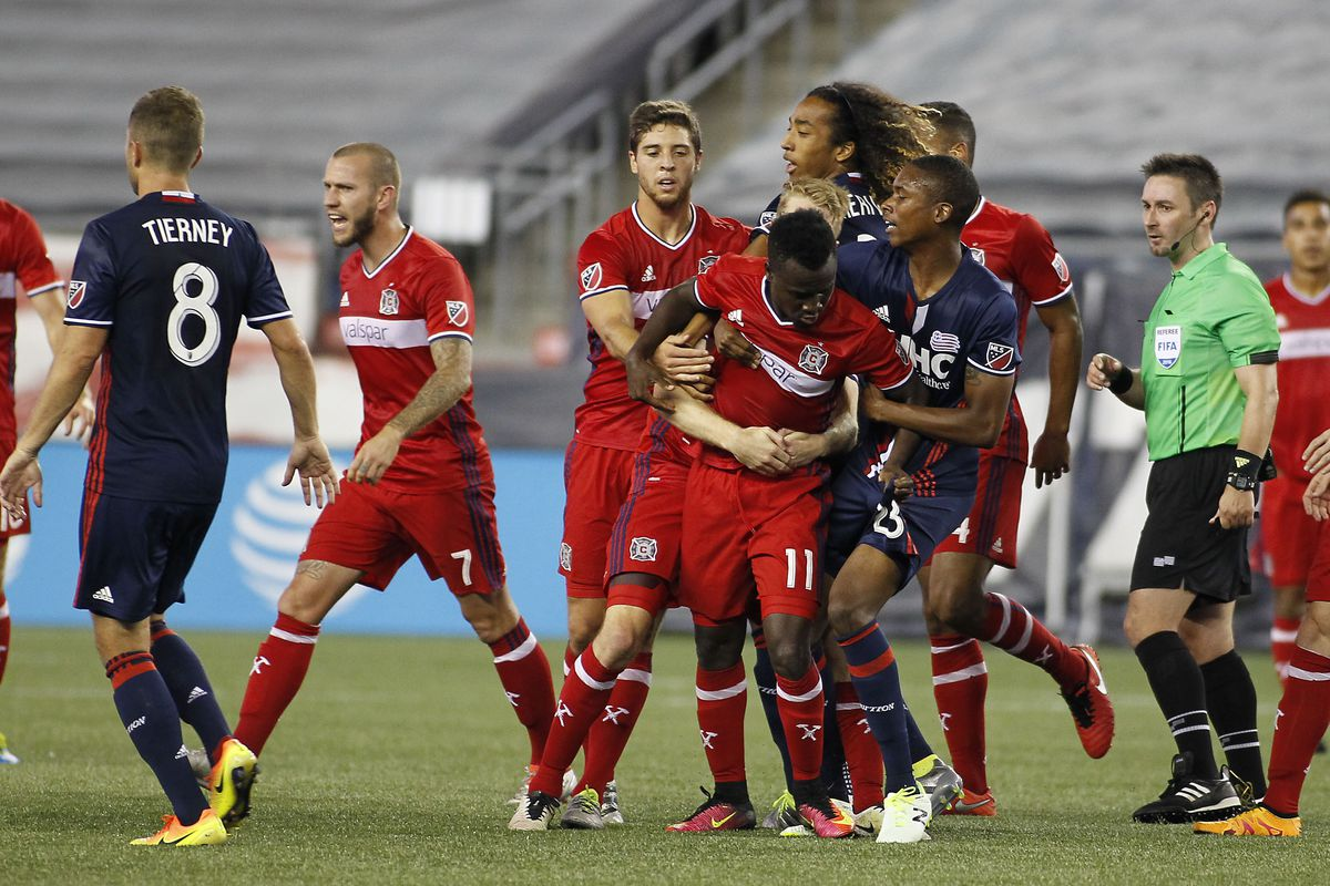 David Accam: embodying the disappointment of Chicago Fire fans