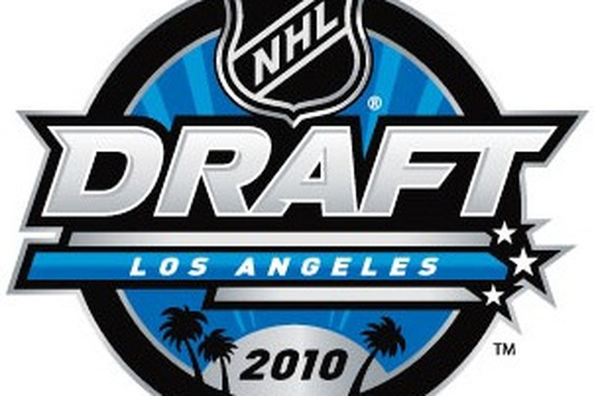 NHL Draft 2010 LA