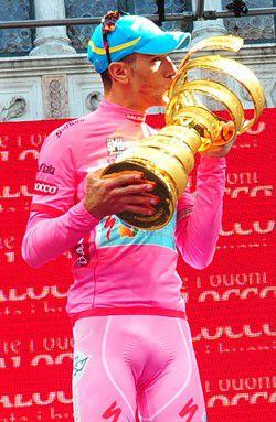 Nibali wins Giro