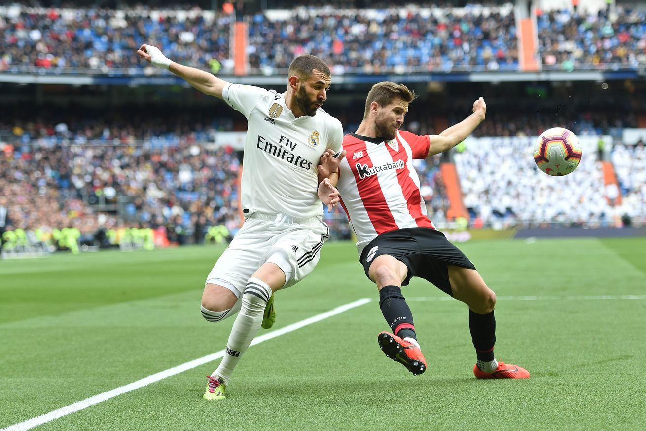 Tactical Review: Real Madrid 3 - 0 Athletic Bilbao; 2019 La Liga