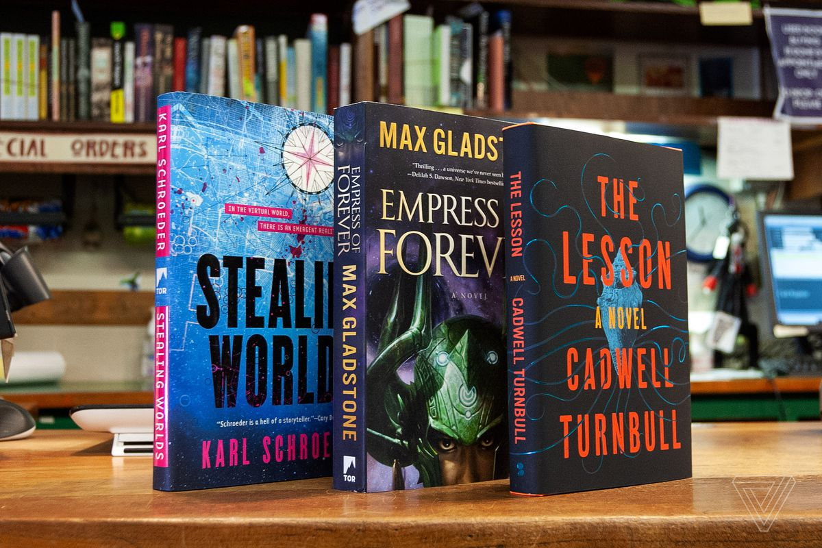 Best New Fantasy Books 2020 11 new science fiction and fantasy books to check out in late June