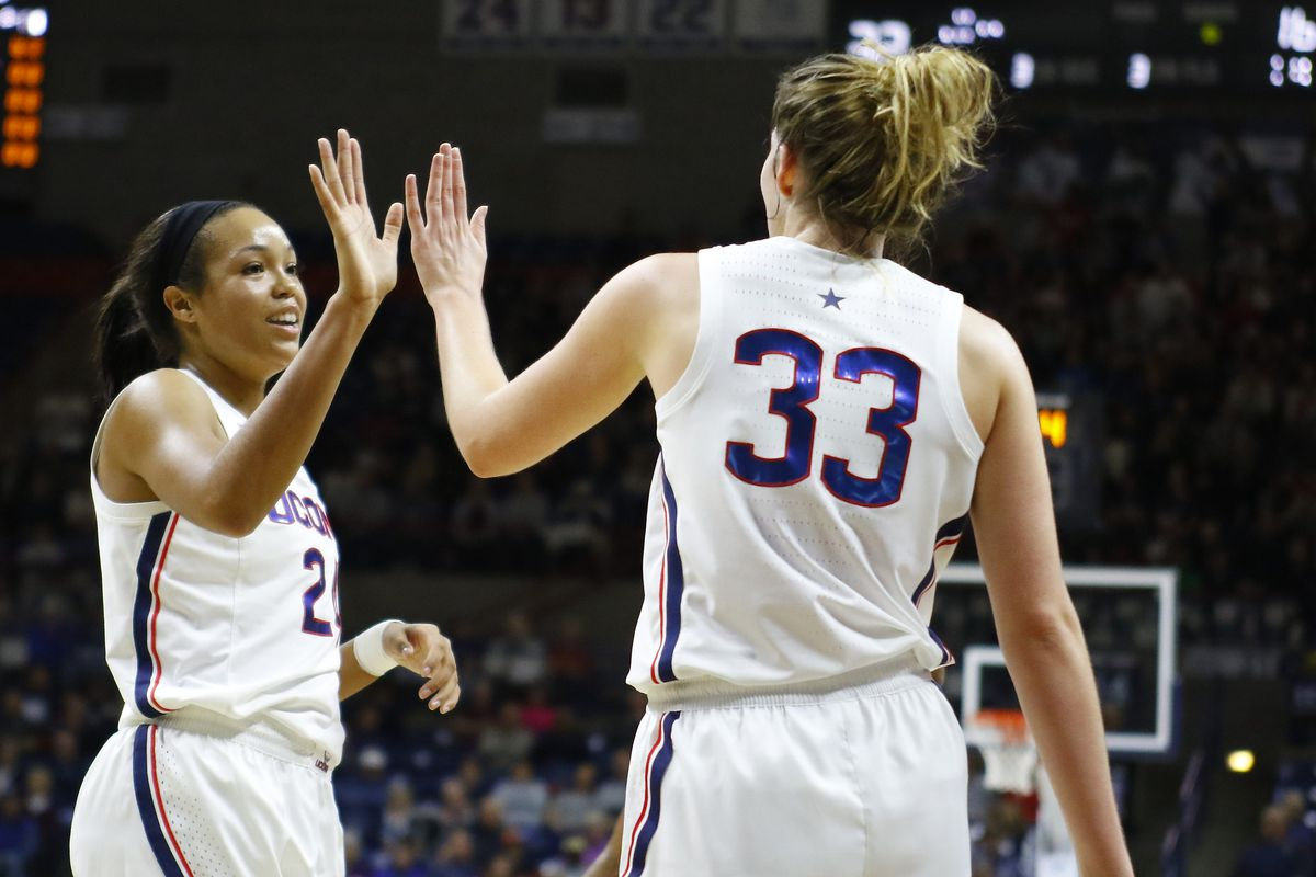 UConn Women's Basketball Rebounds With Win At Houston, 81-61
