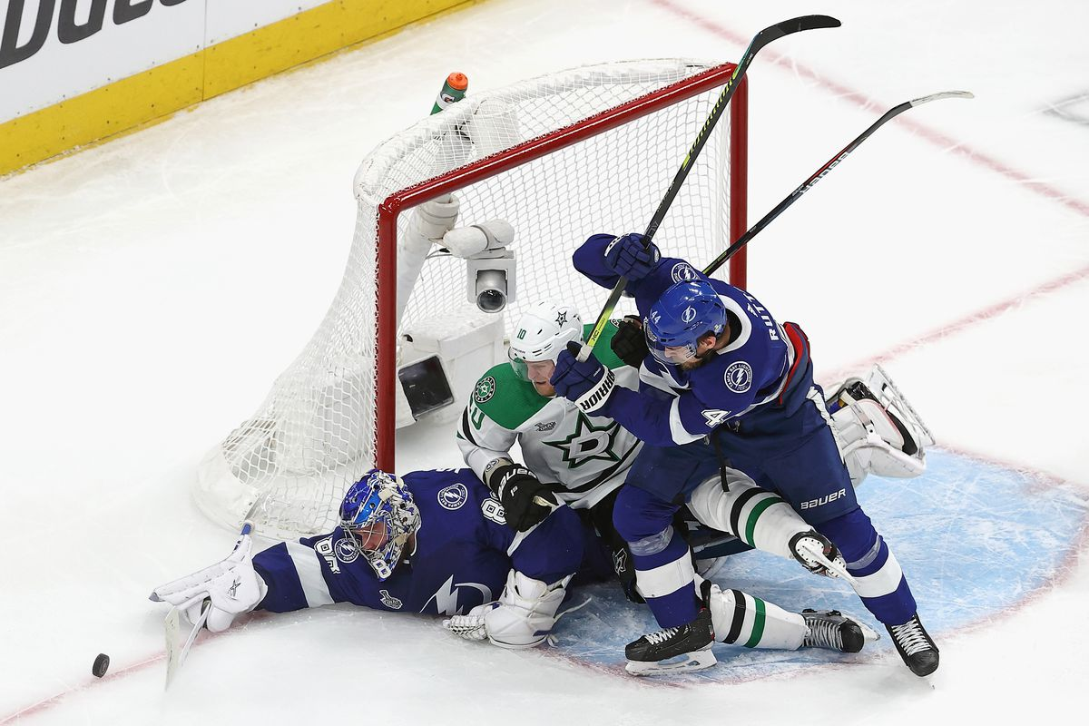 2020 NHL Stanley Cup Final - Game Five