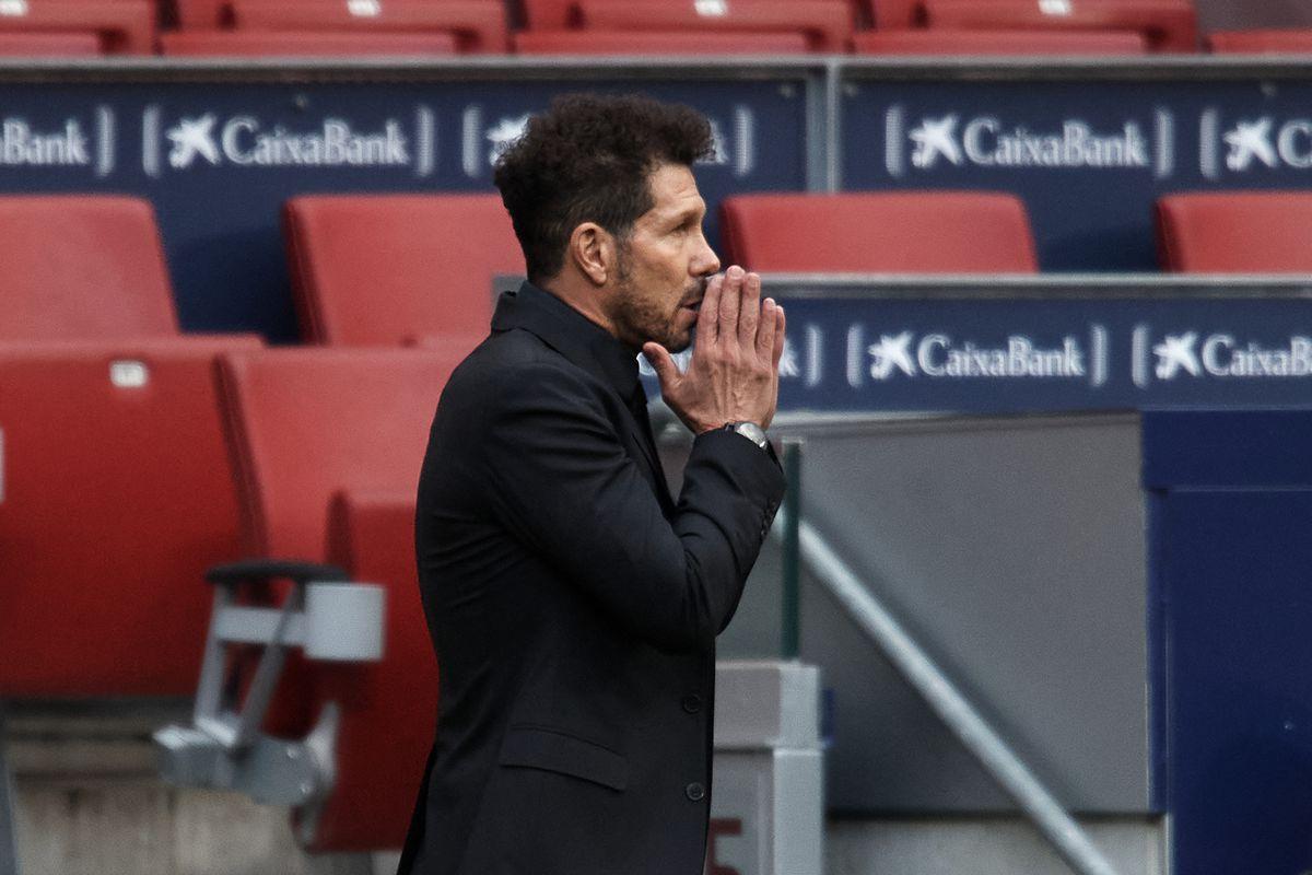 Atletico de Madrid v SD Huesca - La Liga Santander