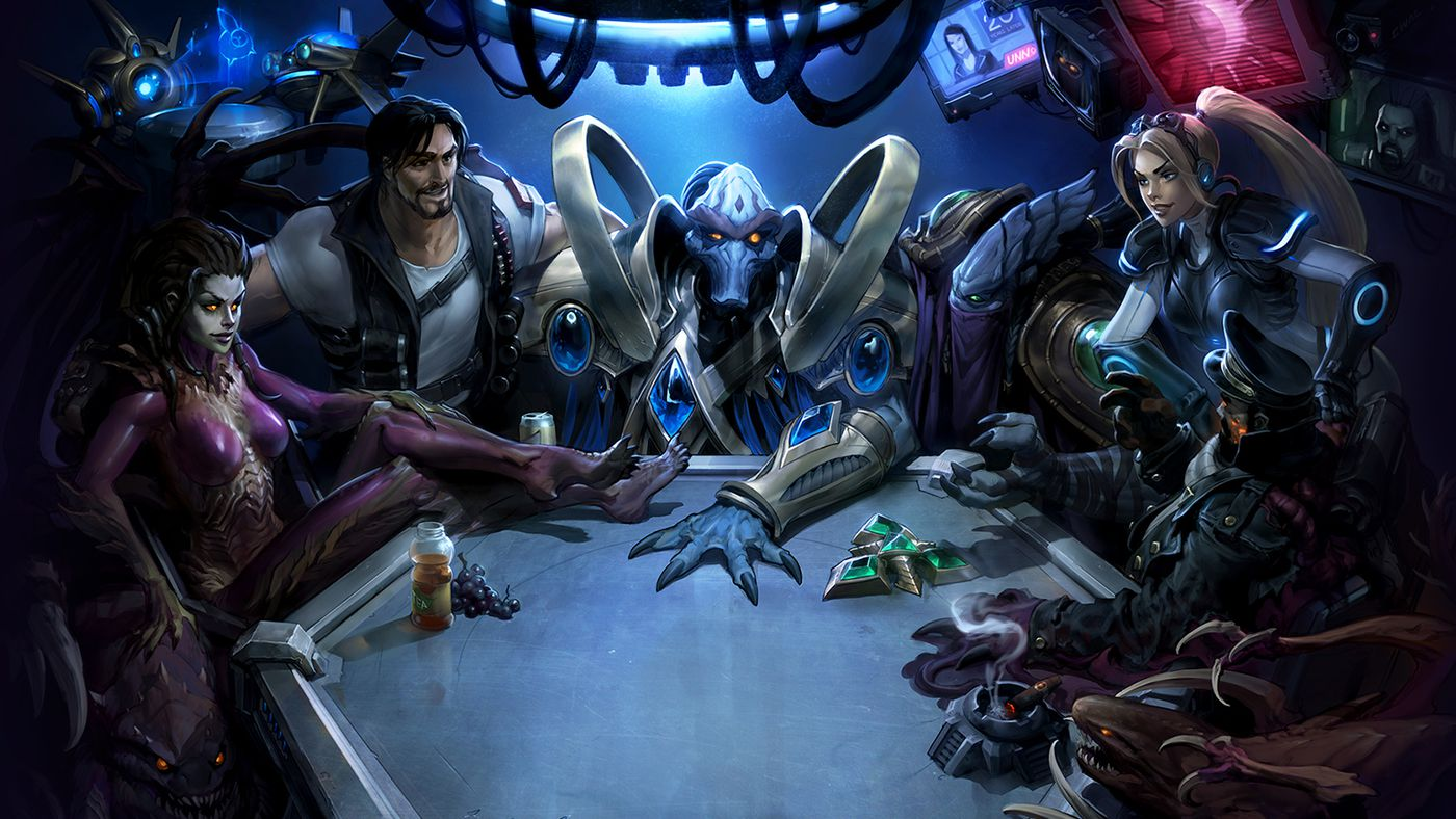 Blizzard celebrates StarCraft's 20th anniversary with in-game