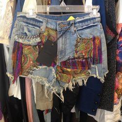 Unif shorts, $40