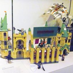 Lego Hogwarts, $129 and totally worth it