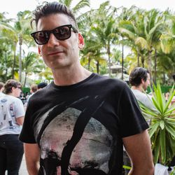 Destructo spotted at the Red Bull Guest House.