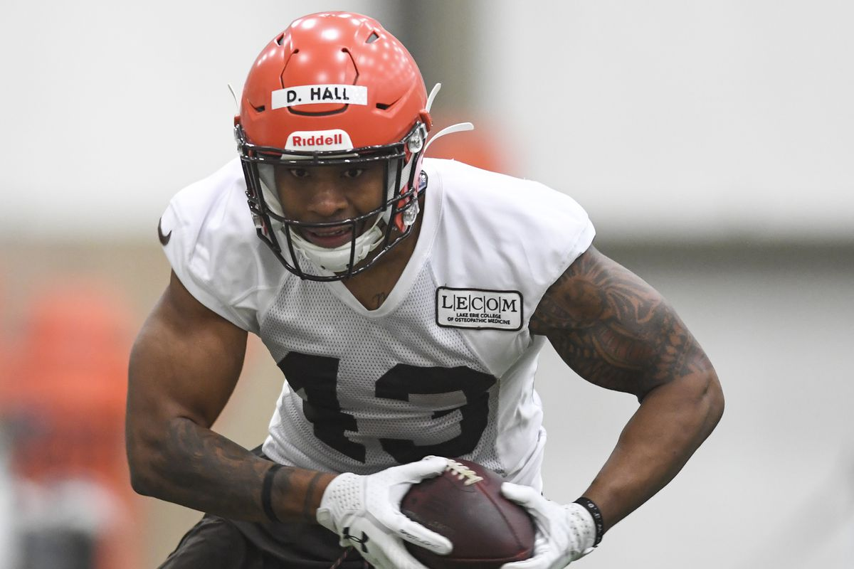 Cleveland Browns Rookie Mini Camp