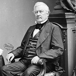 President Millard Fillmore was president during the admission of Utah as a territory on Sept. 9, 1850. California was admitted as a state in the Union the same day.