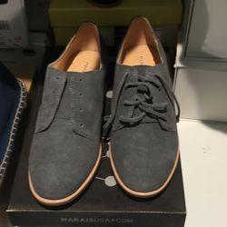 Marais shoes, $50 (were $166)