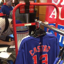 Castro on Clearance