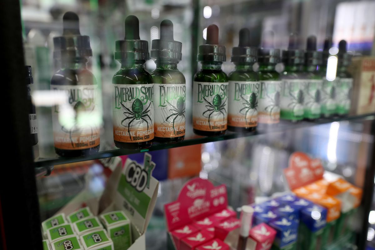 Vape stores, e-liquid brands, and mods: inside the vape life