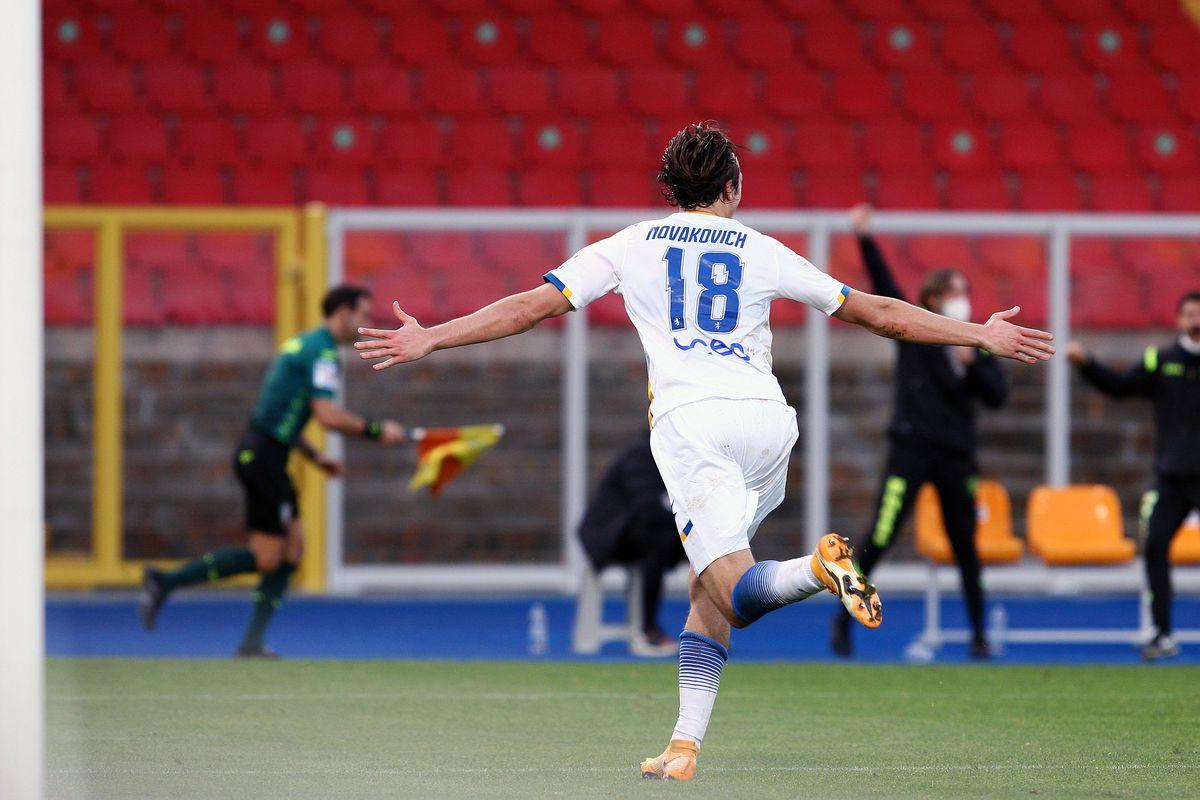 US Lecce v Frosinone Calcio - Serie B