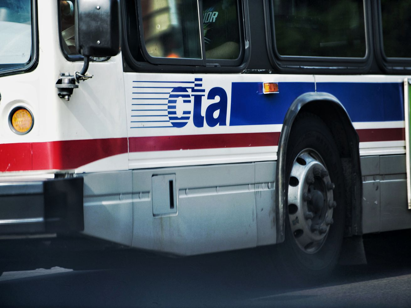 A passenger fired shots at CTA bus driver April 18, 2021 in South Chicago.