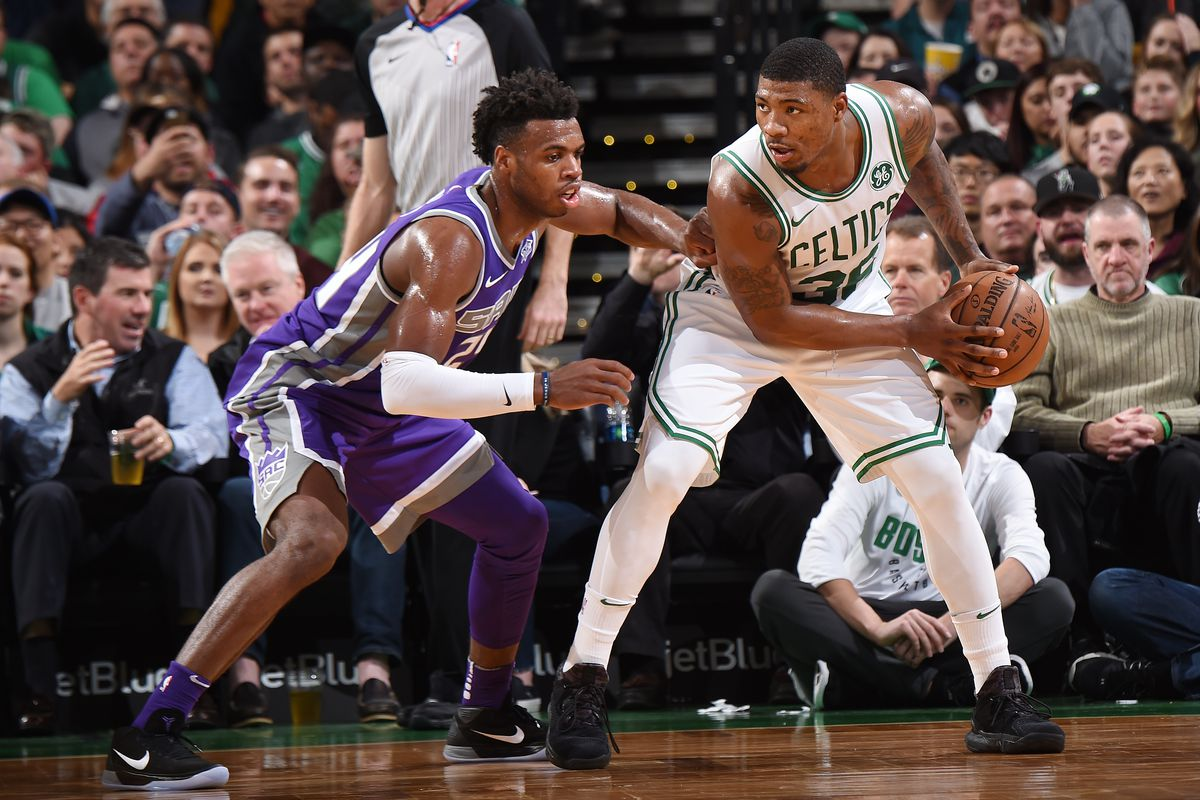 Preview: Boston Celtics at Sacramento Kings Game #12