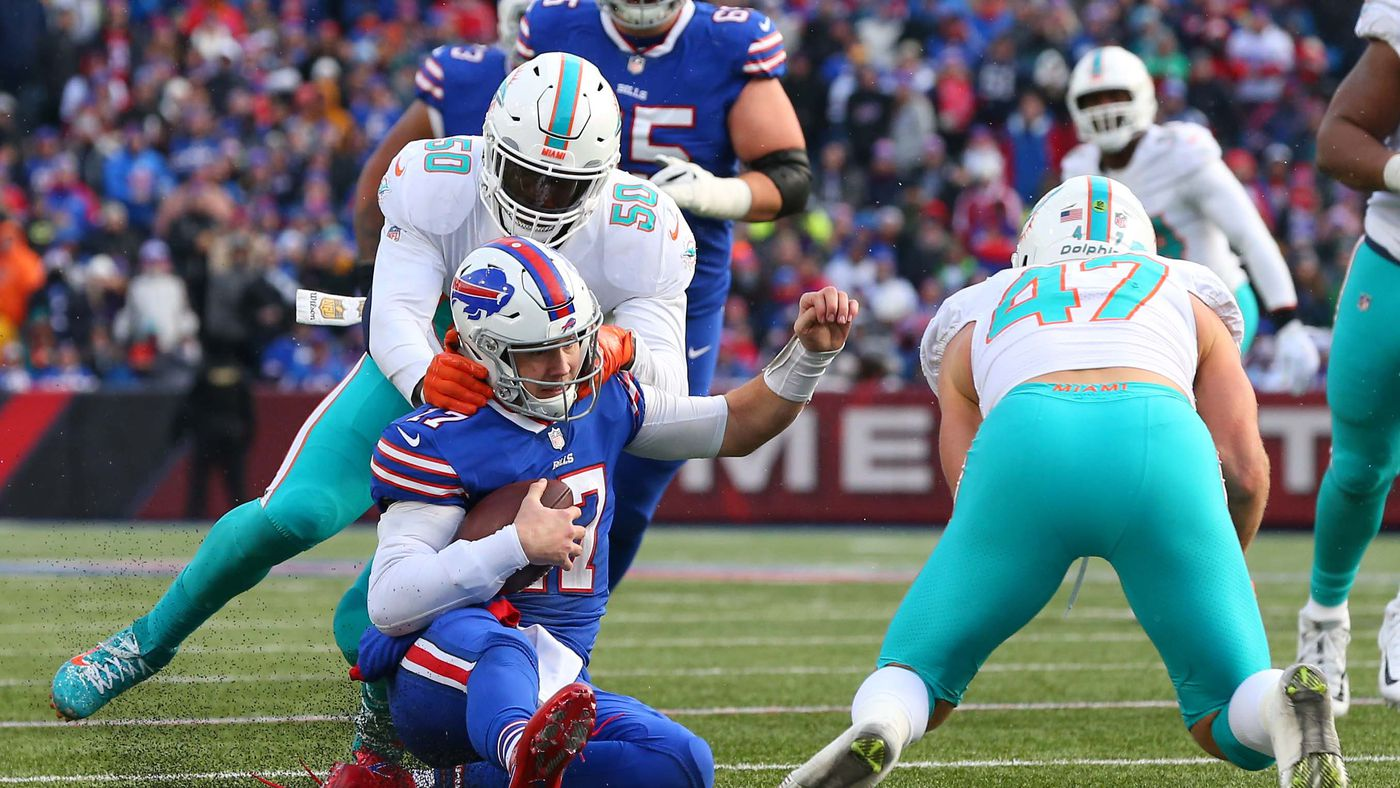Buffalo Bills vs Miami Dolphins: Five Questions with The Phinsider