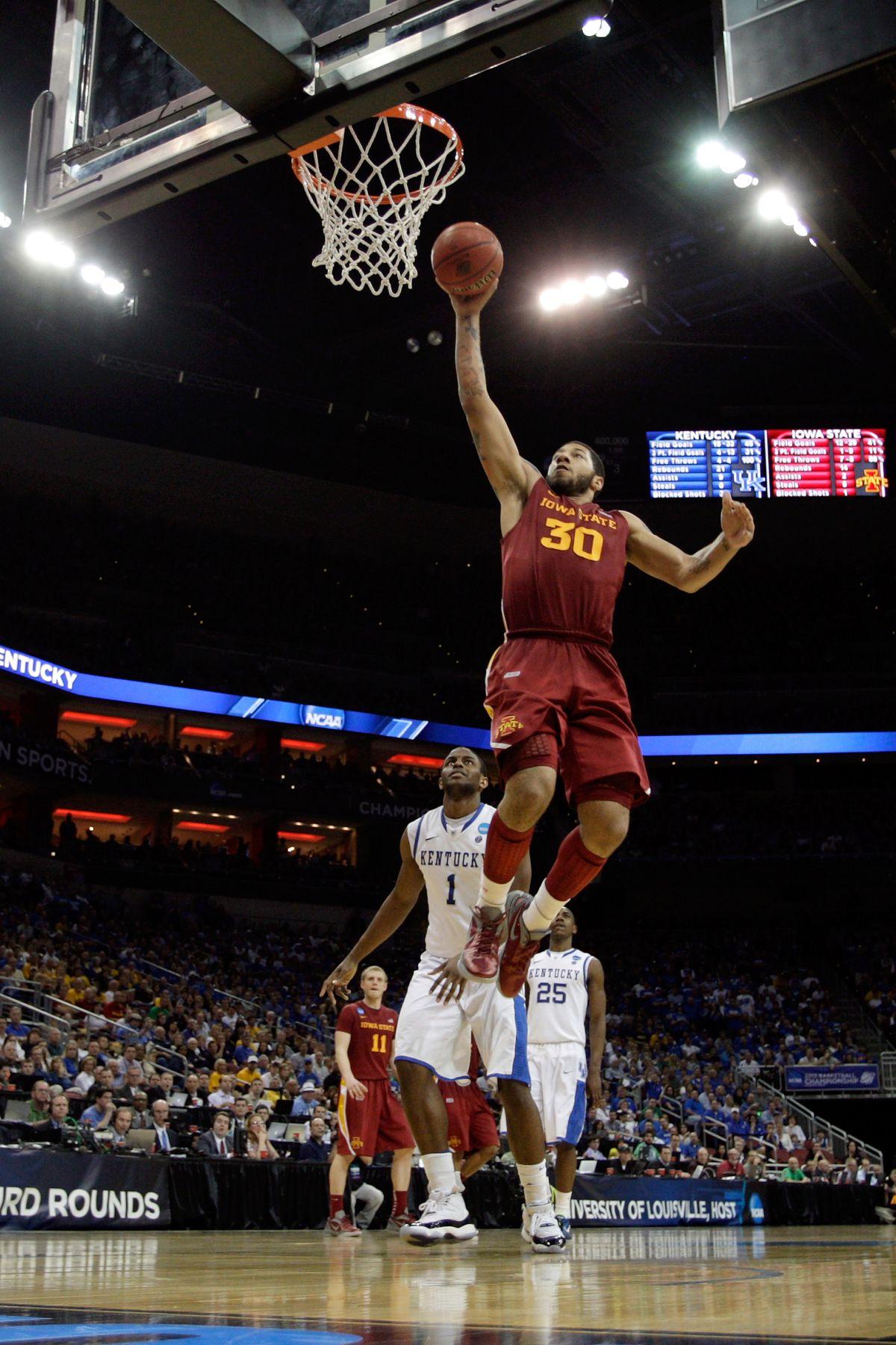 NCAA Basketball Tournament - Iowa State v Kentucky