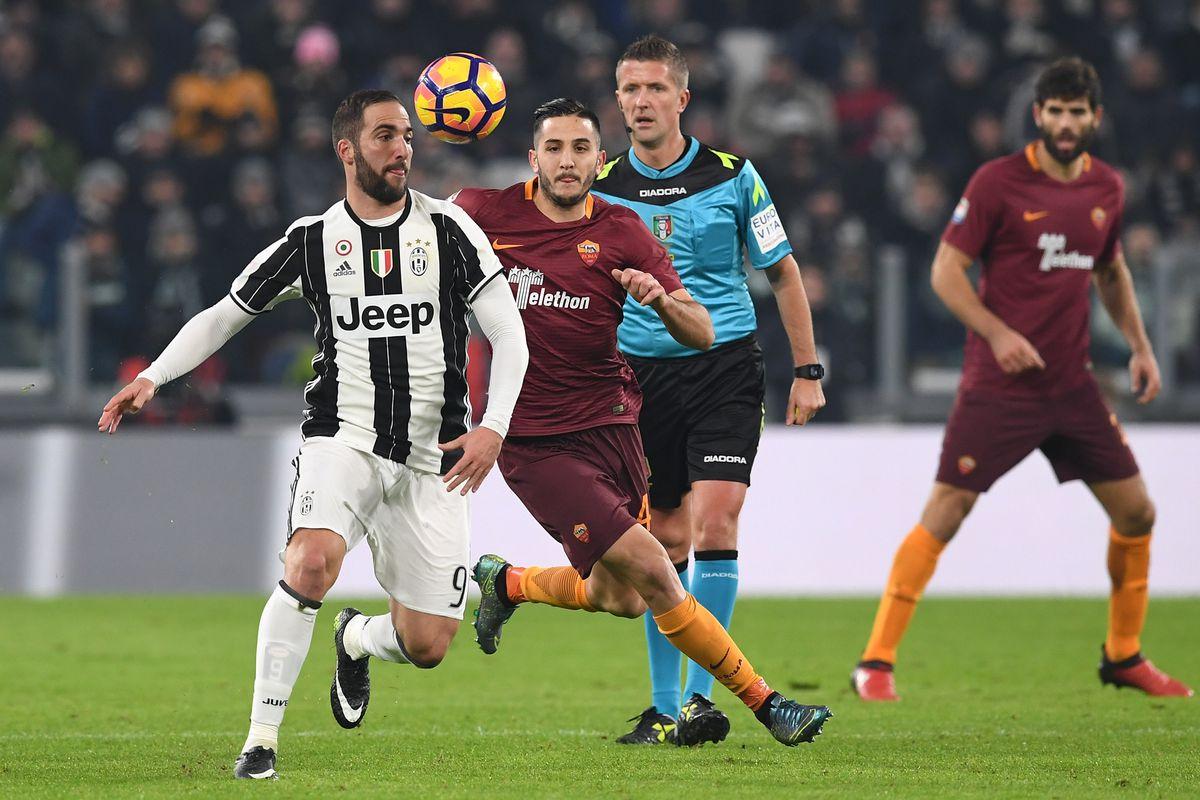 Juventus FC v AS Roma - Serie A