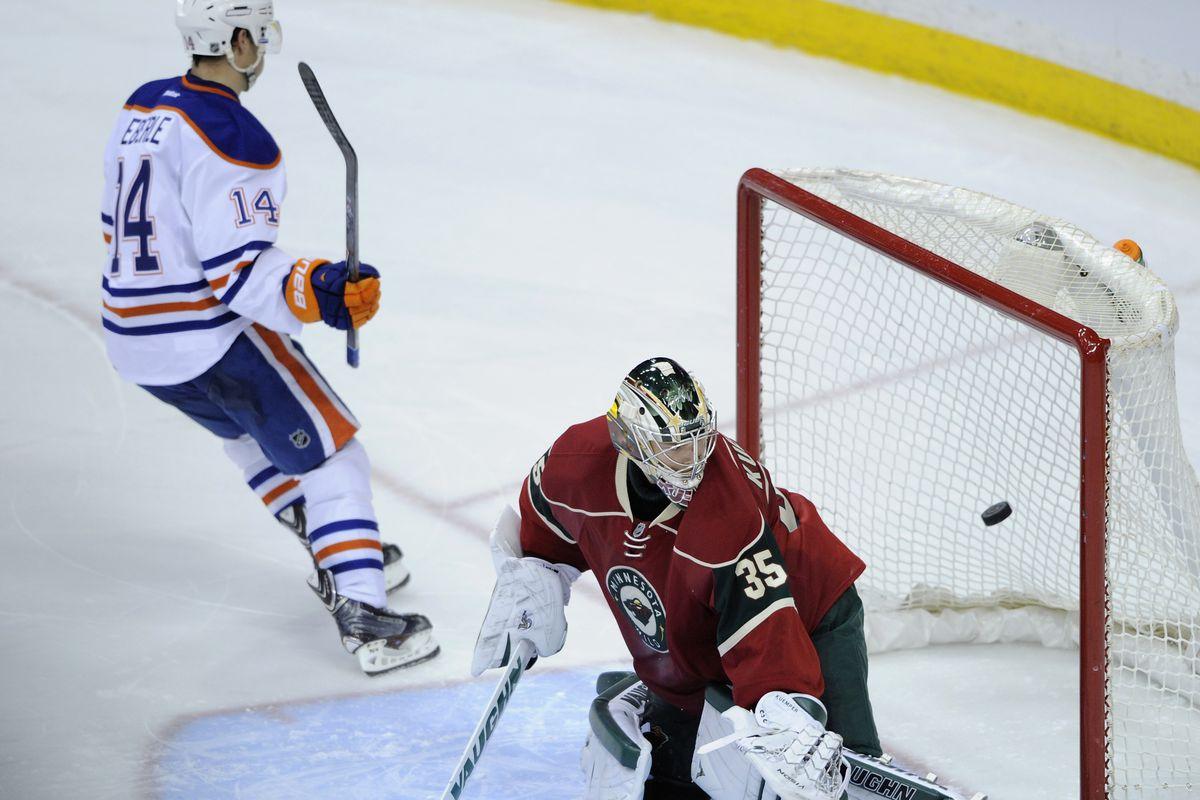 Could Chuck Fletcher bring Jordan Eberle's shootout prowress to Minnesota?