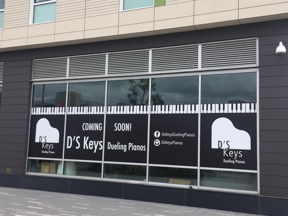 d's keys