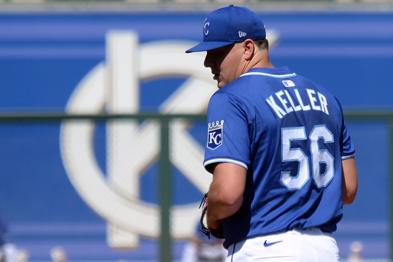 MLB: Los Angeles Dodgers at Kansas City Royals