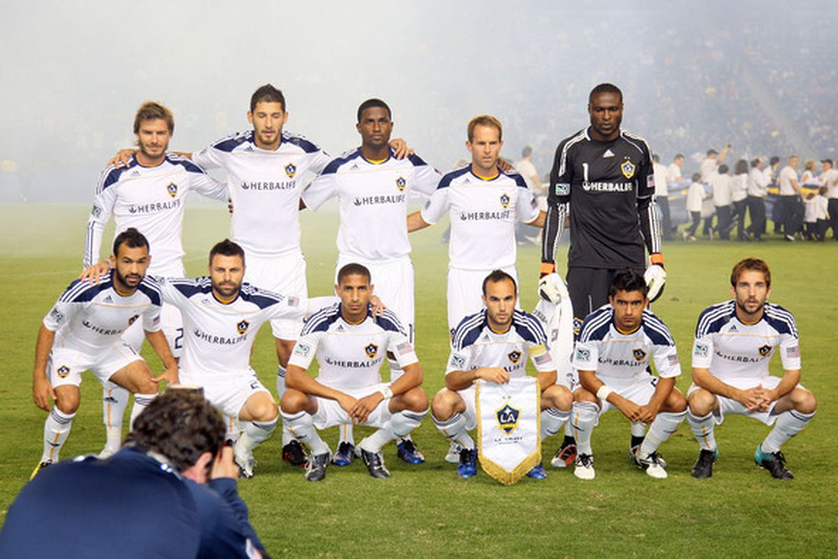 When we last saw this team it was a loss. Seattle Sounders face the Galaxy to start their Qwest for 2011 trophies.