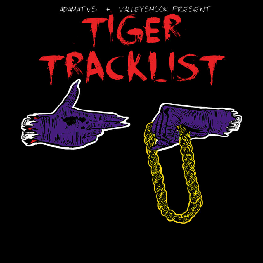 Tiger Tracklist: Florida - And The Valley Shook