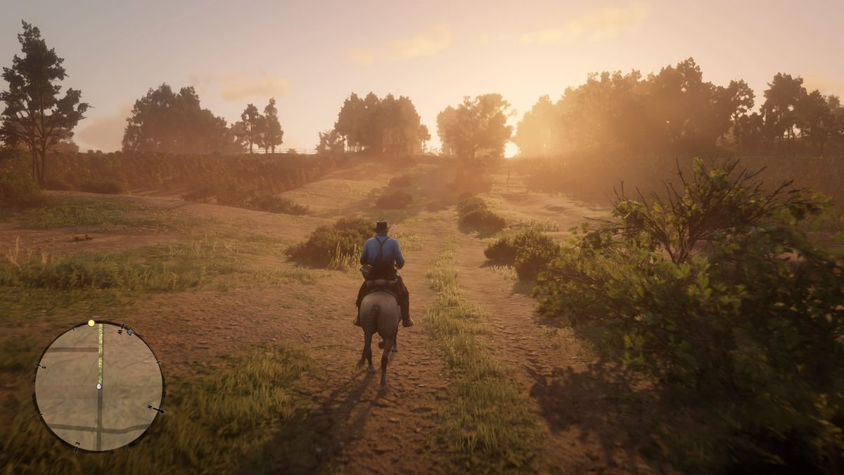 Image result for Red Dead Redemption 2 open world
