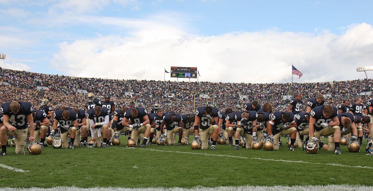 Washington v Notre Dame