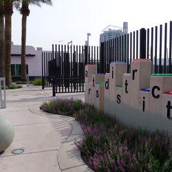 Art District Plaza: Photo - Bradley Martin