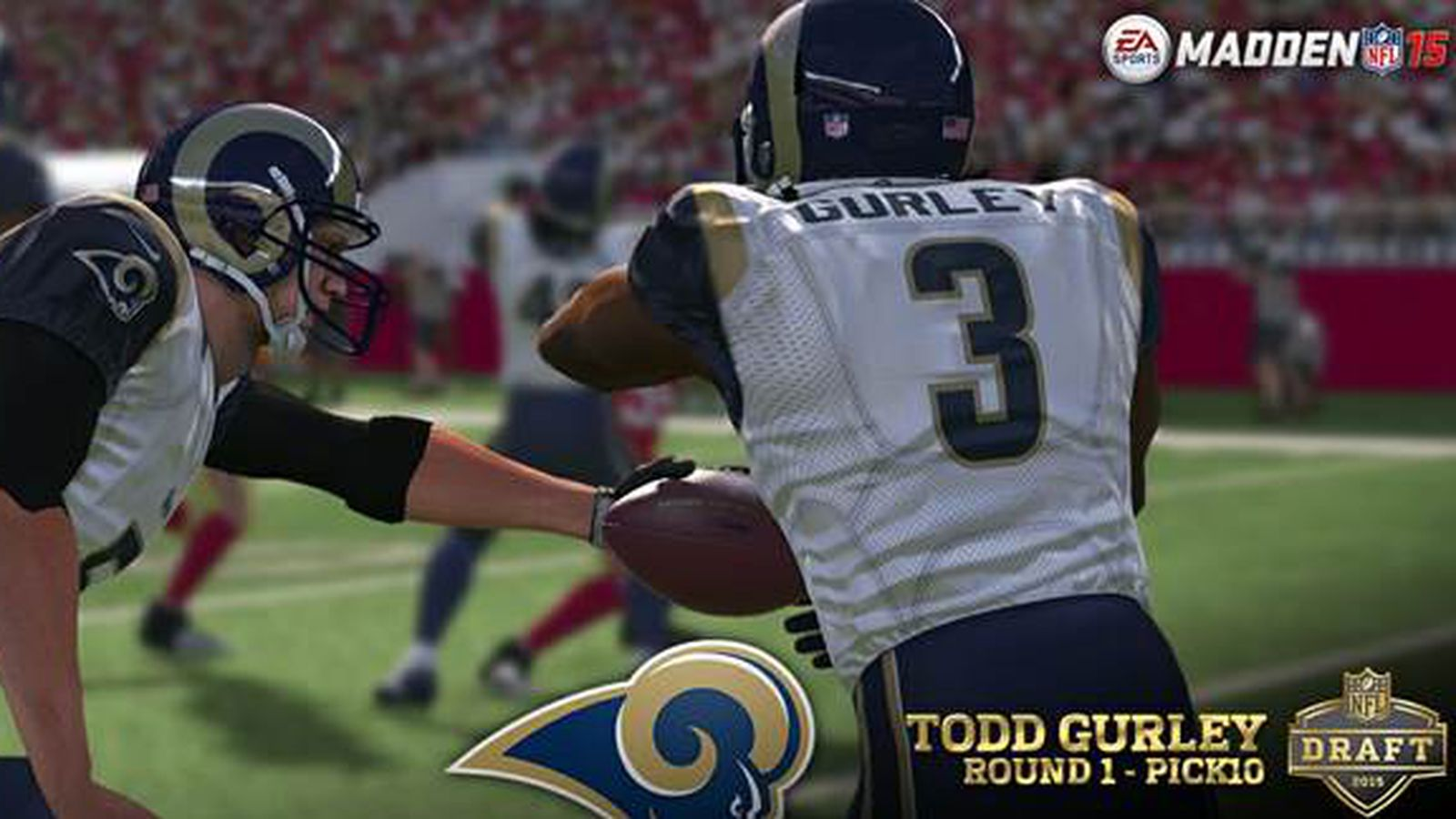 Todd Gurley Madden Card Turf Show Times
