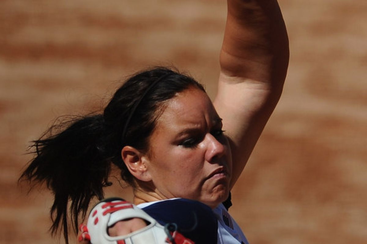Keilani Ricketts and Oklahoma represent the biggest obstacle between Cal and the Championship Series.