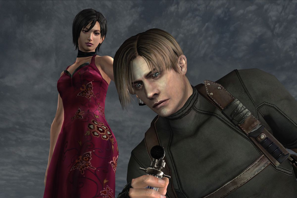 Resident Evil 4 HD Project