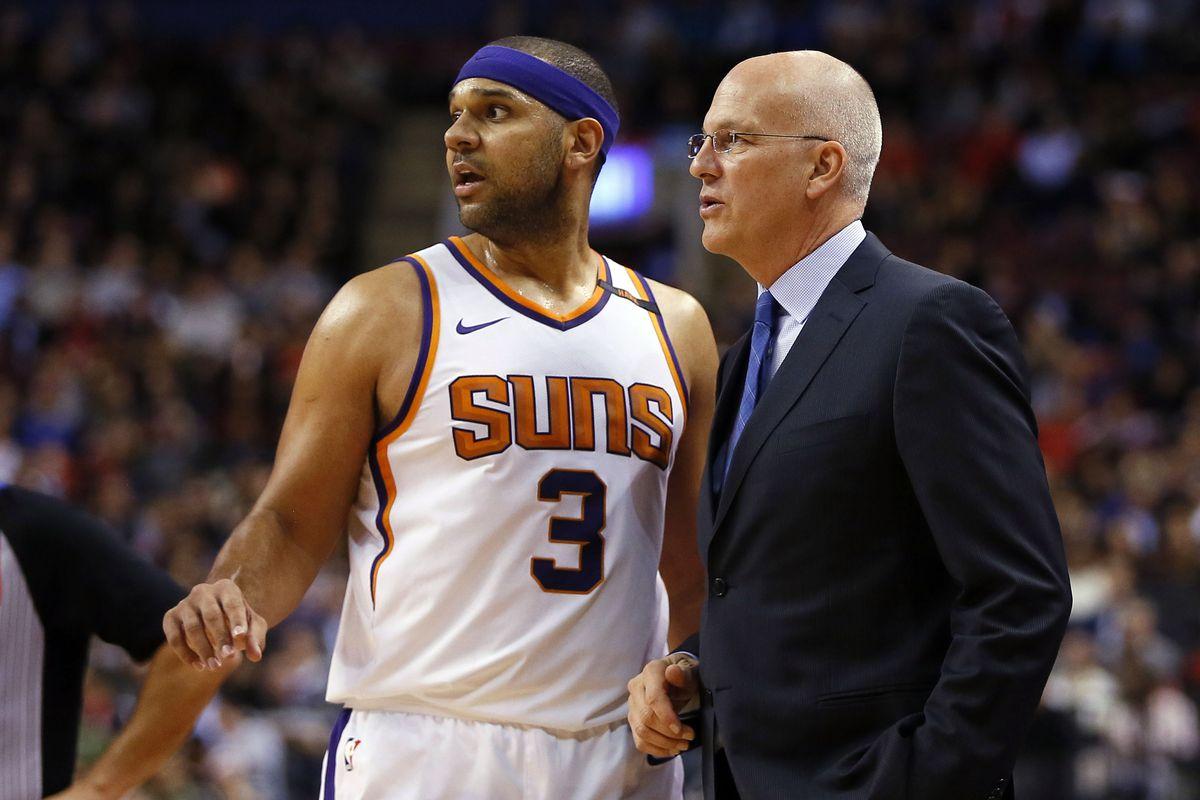 NBA: Phoenix Suns at Toronto Raptors