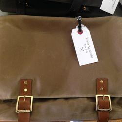 Messenger bag, $119