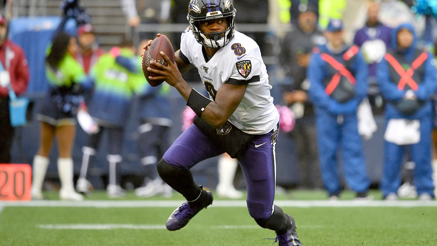Lamar Jackson Made His Myth in Real Time Against the Seahawks